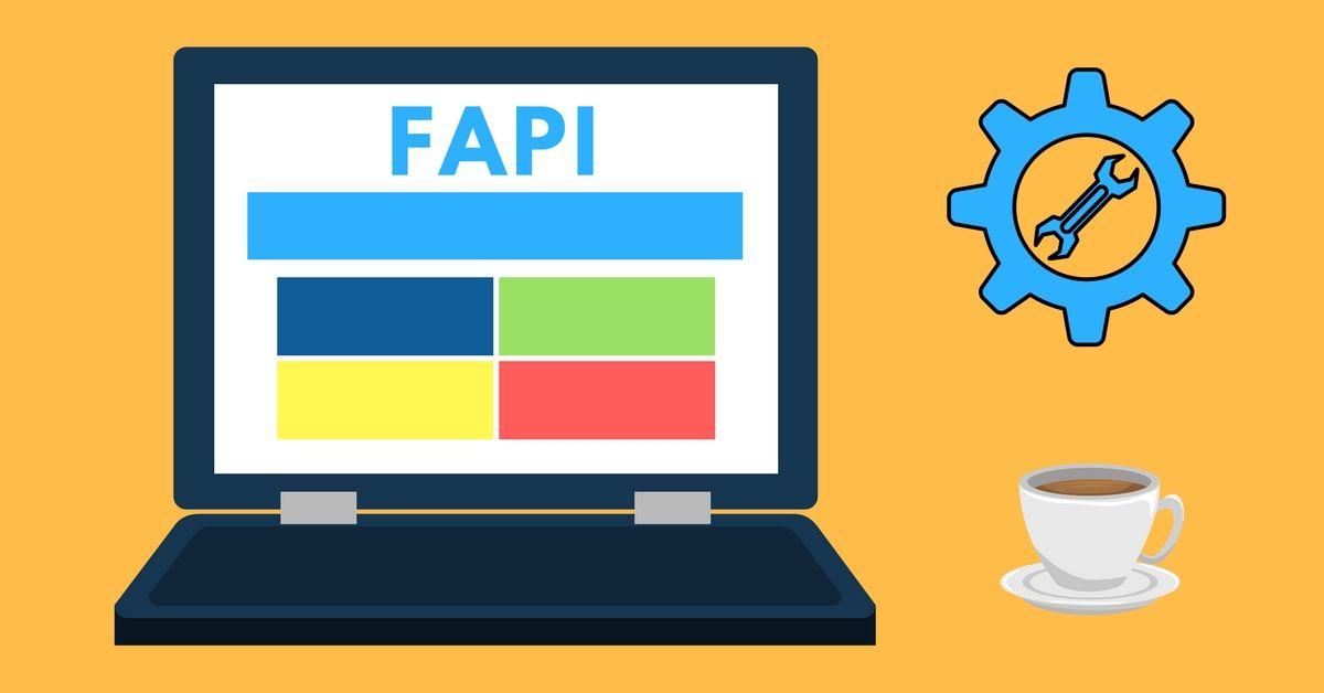 Základní nastavení FAPI úvod