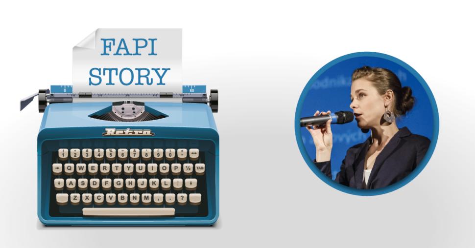 FAPI STORY Štěpánka Vontrobová