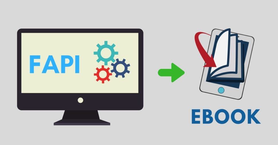 Jak ve FAPI nastavit prodej ebooku