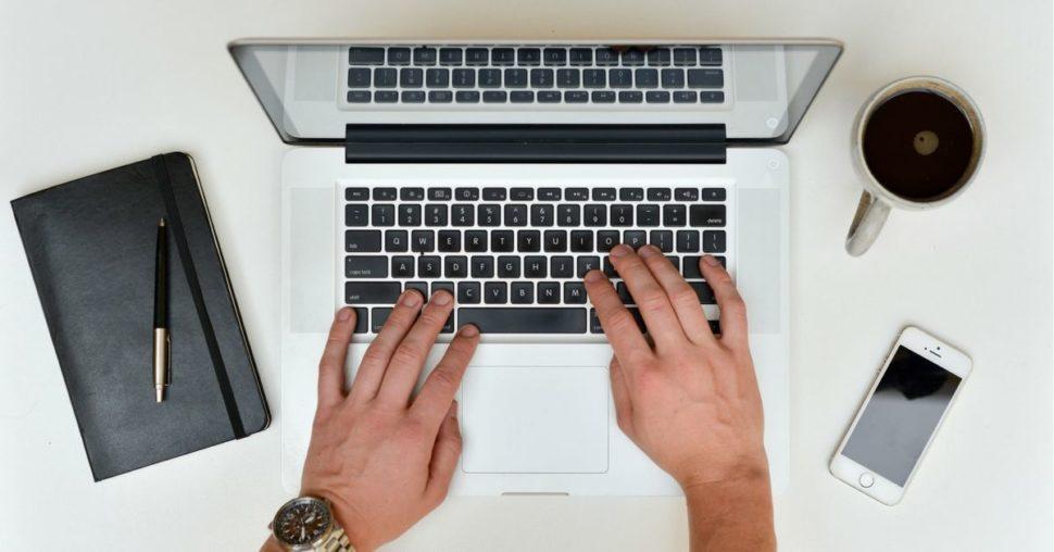 Práce online